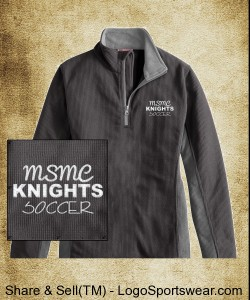 Ladies Klamath Waffle-Knit Fleece Pullover Design Zoom